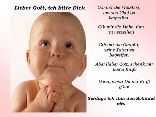Gebet-Babychef